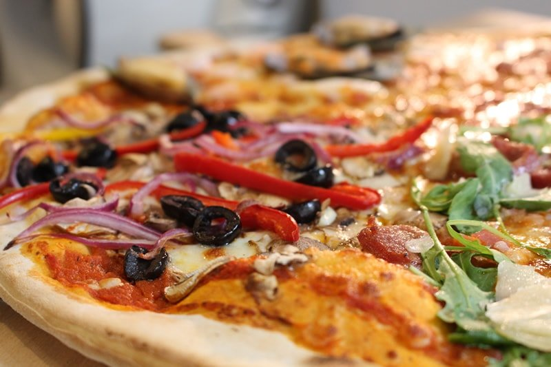 Pizza Parlour Restaurant Peterborough - Pizza toppings