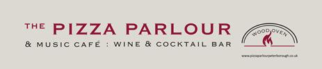 The Pizza Parlour Peterborough Logo