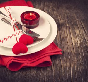 valentine's meal special - Thursday 14th February